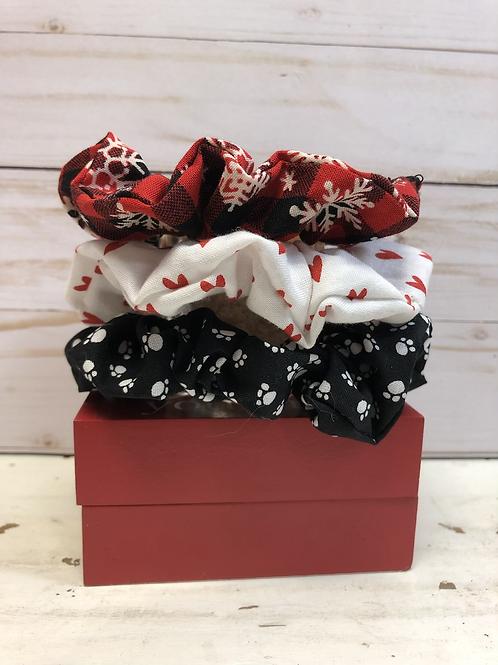 Dog Lover Scrunchies
