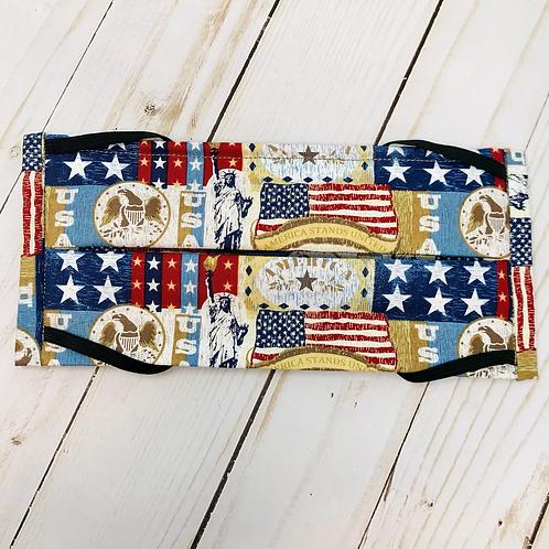 USA & Flag