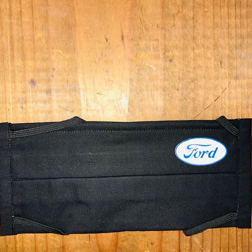 Ford Logo Mask