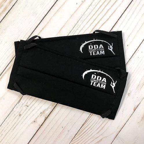DDA Black Competition Team Mask
