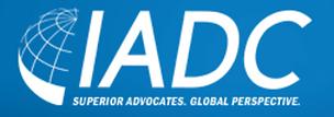 IADC logo -Superior Advocats. GLobal Pespective.