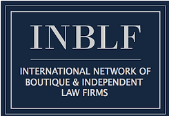 INBLF logo - International Networkof Boutique & Independent Law Firms