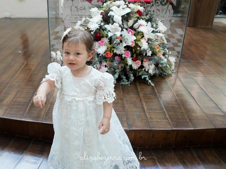 Batizado Bella Branca