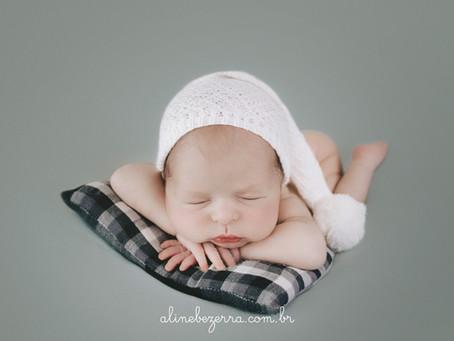 Newborn Josúe Caleb - 11 dias