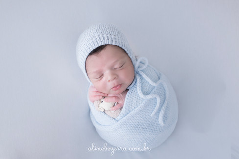 Fotografia Aline Bezerra - Ensaio Newborn Itabuna e Ilhéus