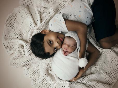 Ensaio Newborn Afonso