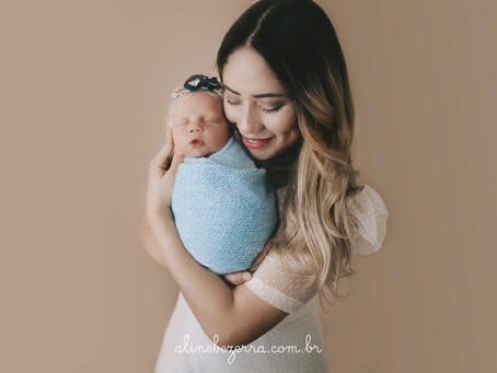 Newborn Maria 12 dias