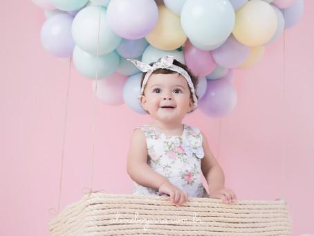 """Ensaio Dia das Crianças - 2020 ( Duda) - Tema: """"Voa alto minha filha""""."""