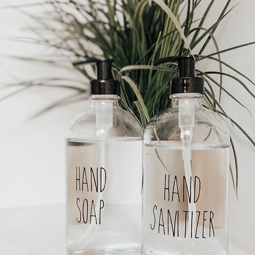 Hand Soap | Hand Sanitizer