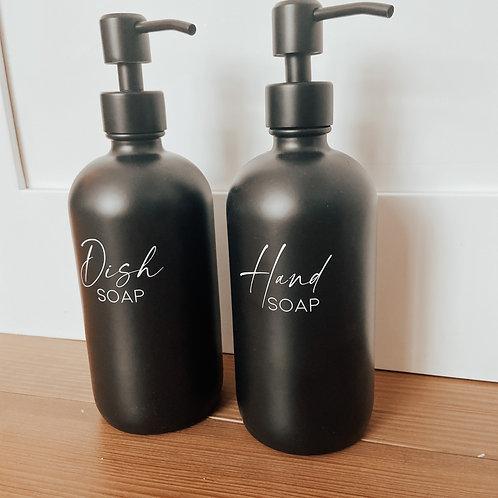 Hand Soap | Dish Soap