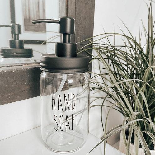 Hand Soap Mason