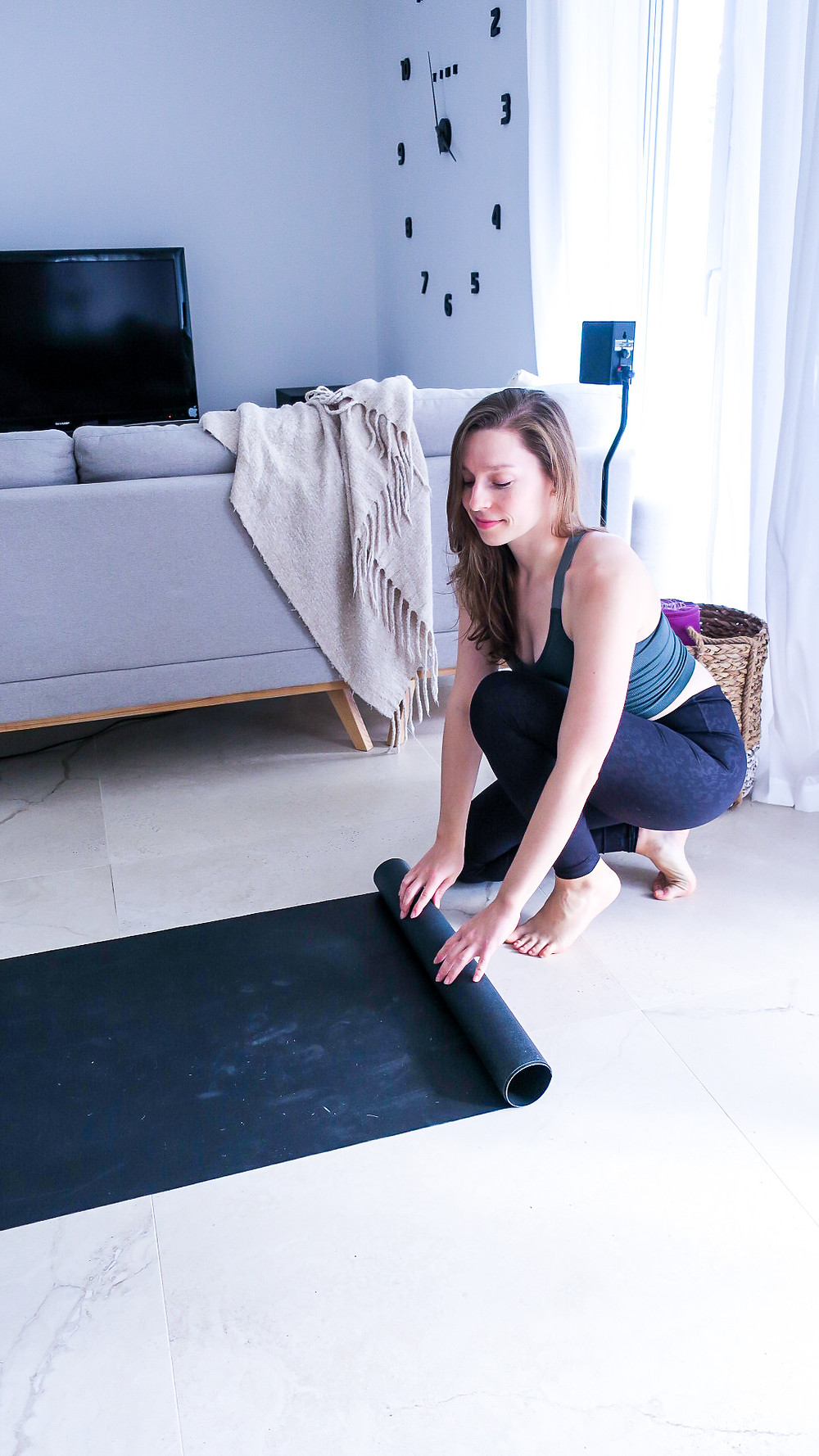 6 Tipps, wie du deine Yoga Zeit Zuhause zu einem besonderem Erlebnis machst!