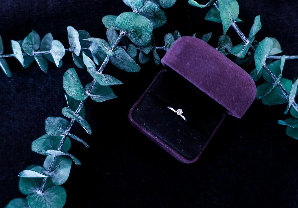 November: 10 Dinge, die ich diesen Monat liebe Verlobungsring