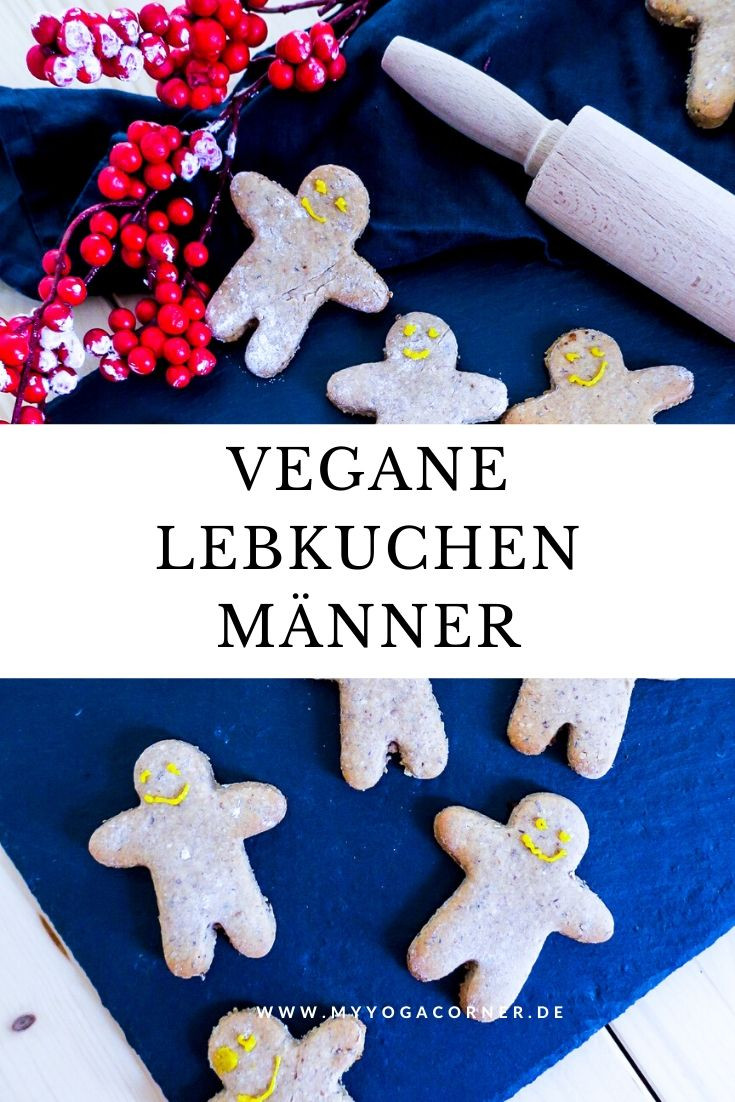 Gesundes Weihnachtsdessert - Himbeer Lebkuchen Pudding #weihnachten #dessert #vegan #veganesdessert #veganeweihnachten #gesunderezepte