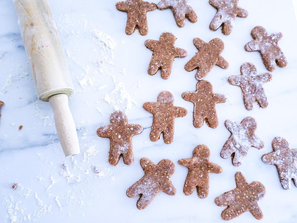 Gesunde Weihnachtstraditionen, die sich lohnen! #weihnachten #backen #gesundeweihnachten #weihnachtstraditionen