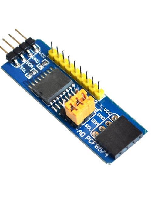 PCF8574 I2C