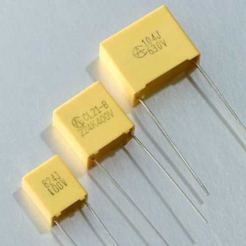 Polyester Box Capacitor