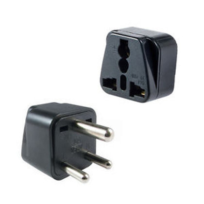 3 PIN UNIVERSAL CONVERSION PLUG