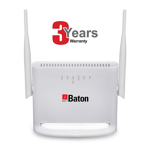 i-BALL 4G/3G MIMO Wireless-N Router