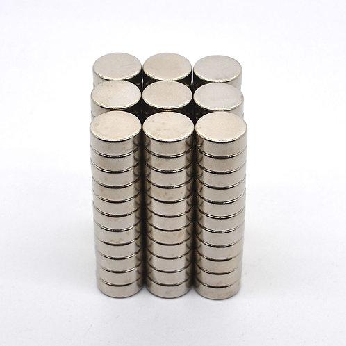 10mm x 4mm Rare Earth Neodymium Magnets