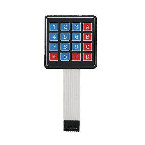 4*4 Membrane Switch Keypad