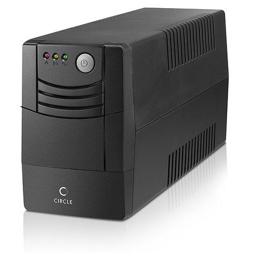 Circle Power Backup 600VA UPS