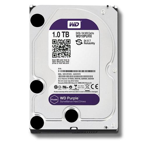 WD Purple 1 TB HDD