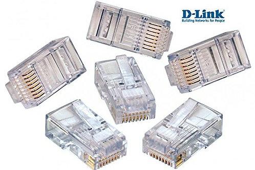 D-Link Cat 5 RJ 45 Cable Connector