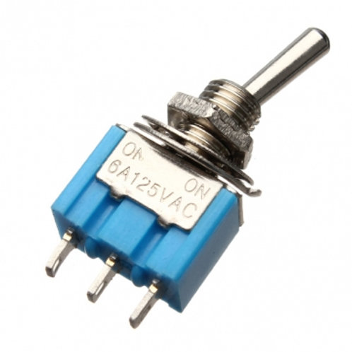 Toggle Switch 3 pin(SPDT)