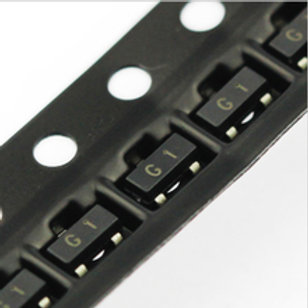 5551 SMD NPN Transistor (Pack of 10pcs)