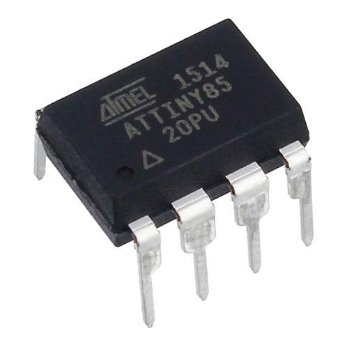 ATtiny85 8 bit AVR Micro controller