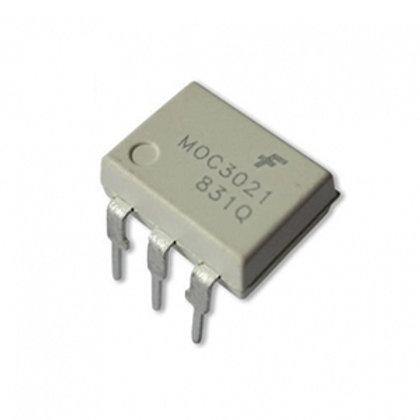 MOC 3021 Optoisolator Triac Driver IC