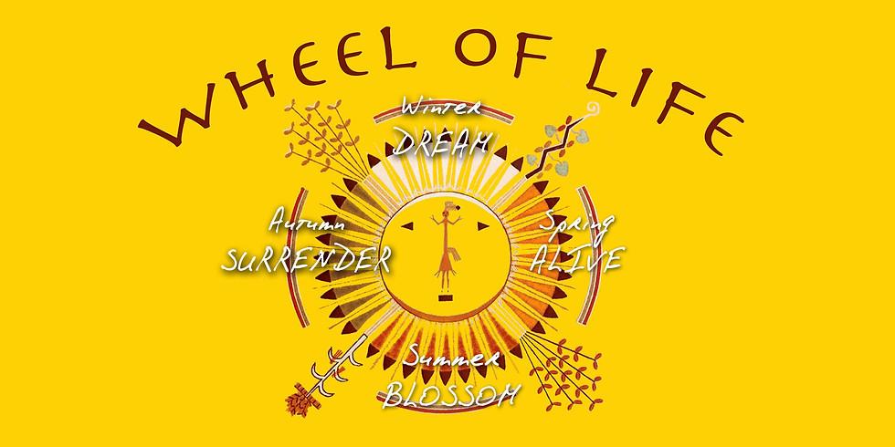 Wheel of Life: Blossom - Zomer - Zuid