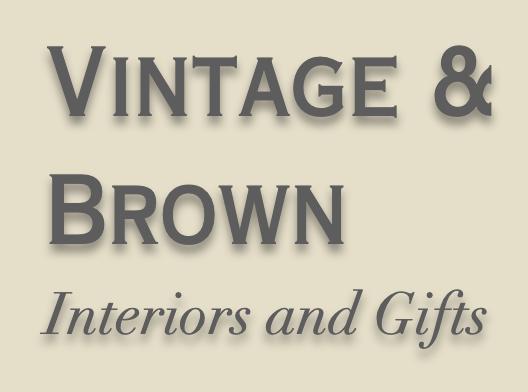 Vintage & Brown