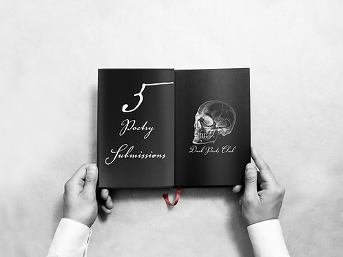 5 Poetry Submissions