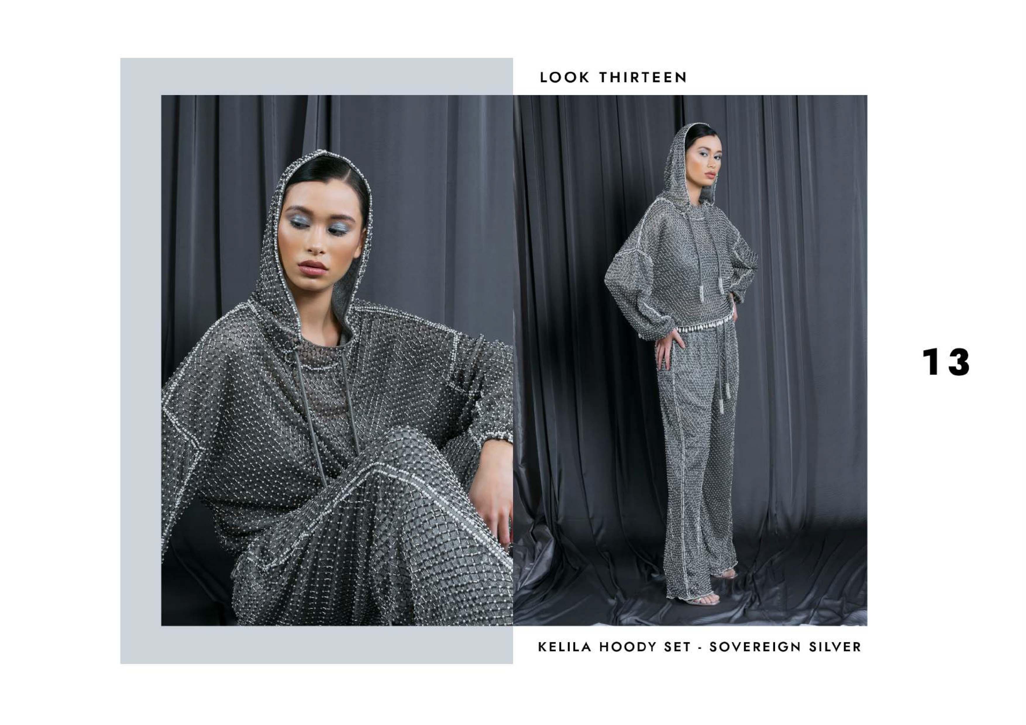 The Rich Edition A_W19 LookBook - Khanum