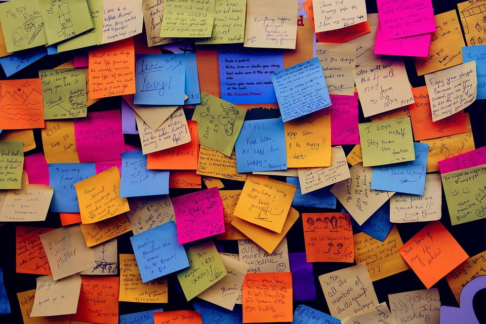 Post-It-Notes-Notice-Board-Sticky-Notes-Note-1284667