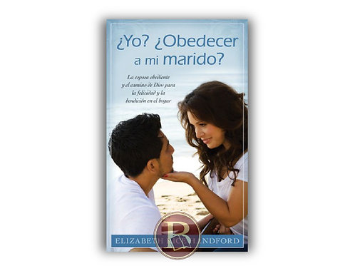 ¿Yo?¿Obedecer a mi marido?