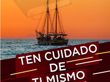 Serie de estudios bíblicos: TEN CUIDADO DE TI MISMO