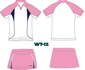 Women's Tennis Uniform