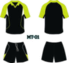 Men's Tennis Uniform