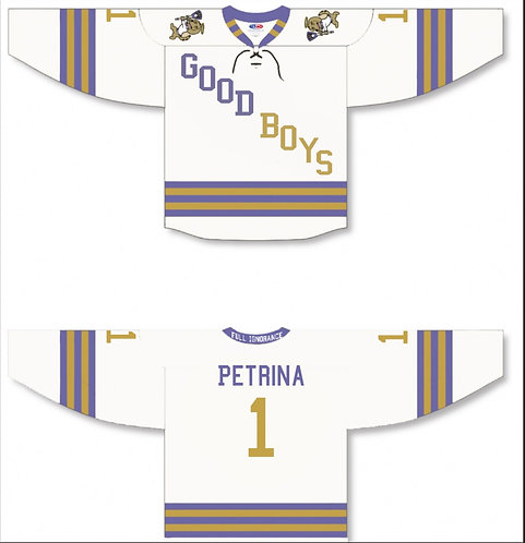 Fully Sublimated Game Jersey