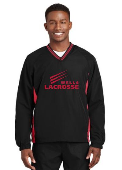 Sport-Tek® V-Neck Wind Shirt