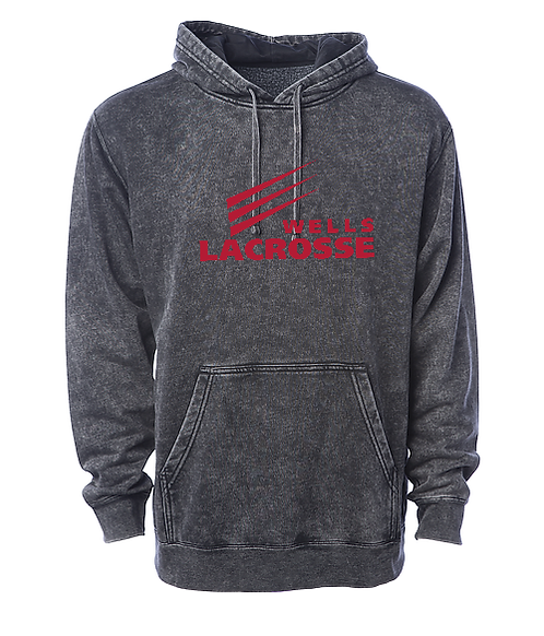 Midweight Mineral Wash Hoodie
