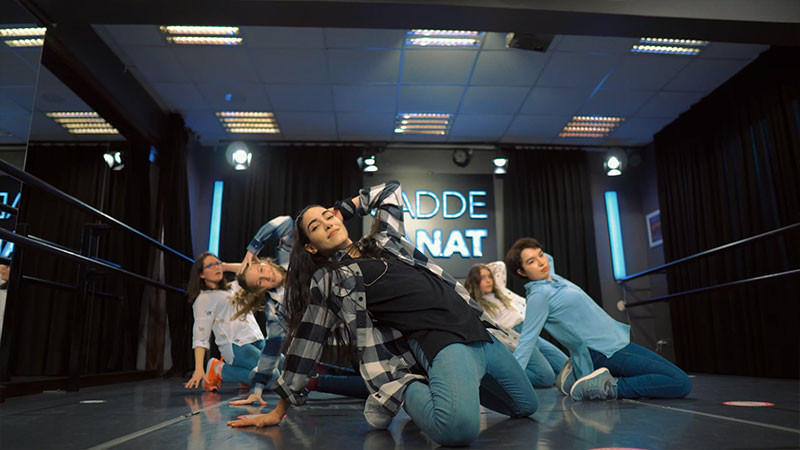 kadıköy hip hop dans