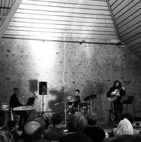 Concert en trio jazz