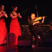 Flamenco concert with Los Cabales, Planete Andalucia, Paris