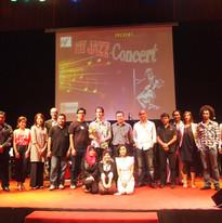 Music workshop and concert at Aswara, Kuala Lumpur, 2011