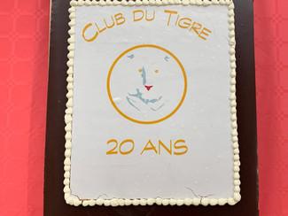 20 ANS DU CLUB, retour en images...