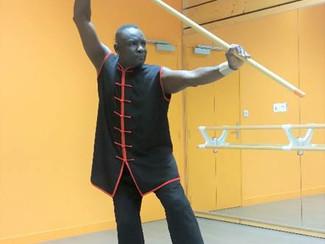 Stage de bâton Dimanche 11 Décembre de 9h à 14h avec Jean Zinsou